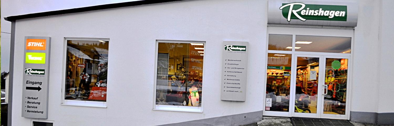 Reinshagen - Garten- und Motorgeräte